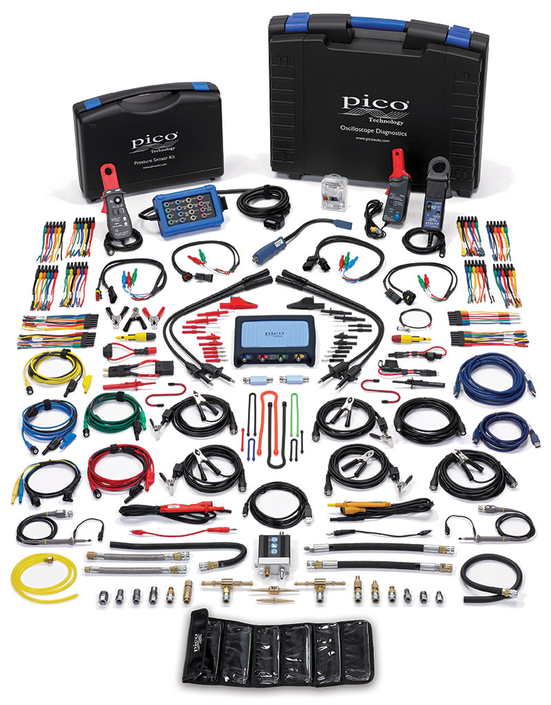 Rent a PICO-PQ039 4425 4-Channel Master Kit with case