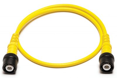 PICO-TA260 Insulated BNC to Insulated BNC Yellow