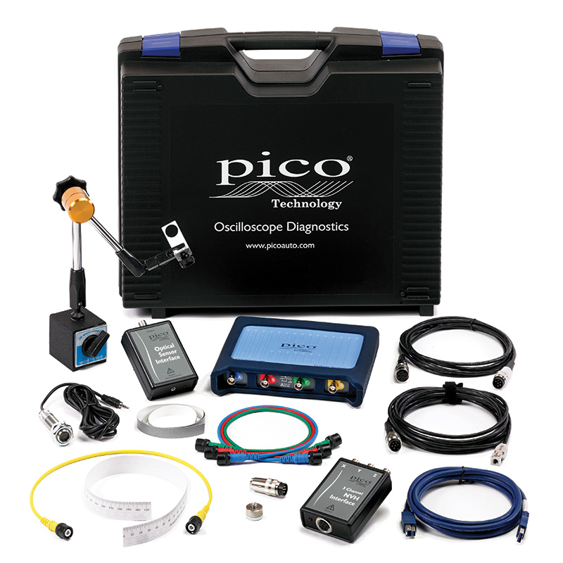 PICO-KP259 NVH Essentials Starter Kit with Opto