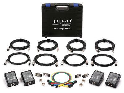 PICO-PQ120 NVH Advanced Diagnostic Kit in Carry Case
