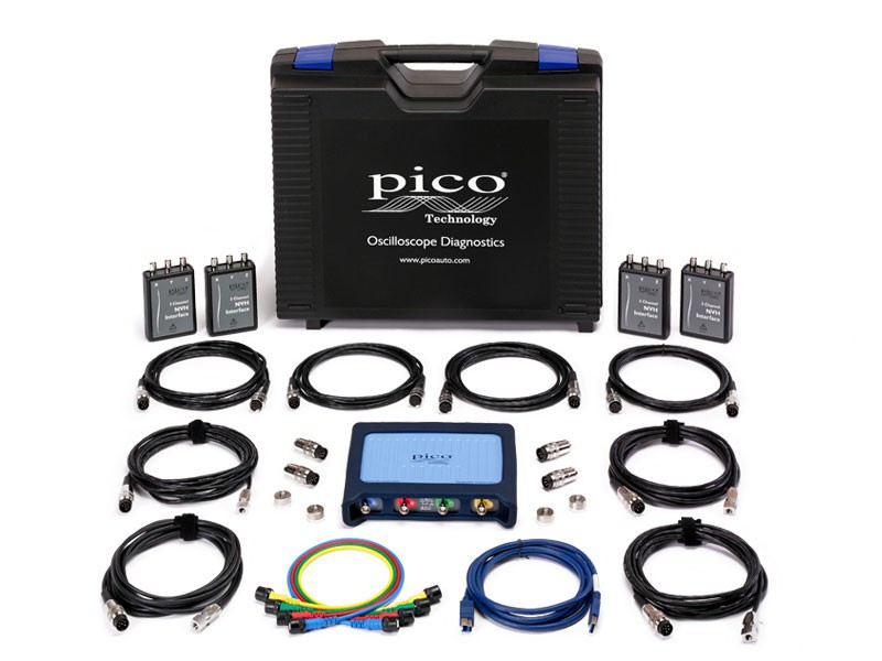 Rent a PICO-PQ109 NVH Essentials Advanced Kit