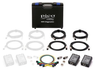 PICO-PQ129 NVH Standard Diagnostic Kit in Carry Case
