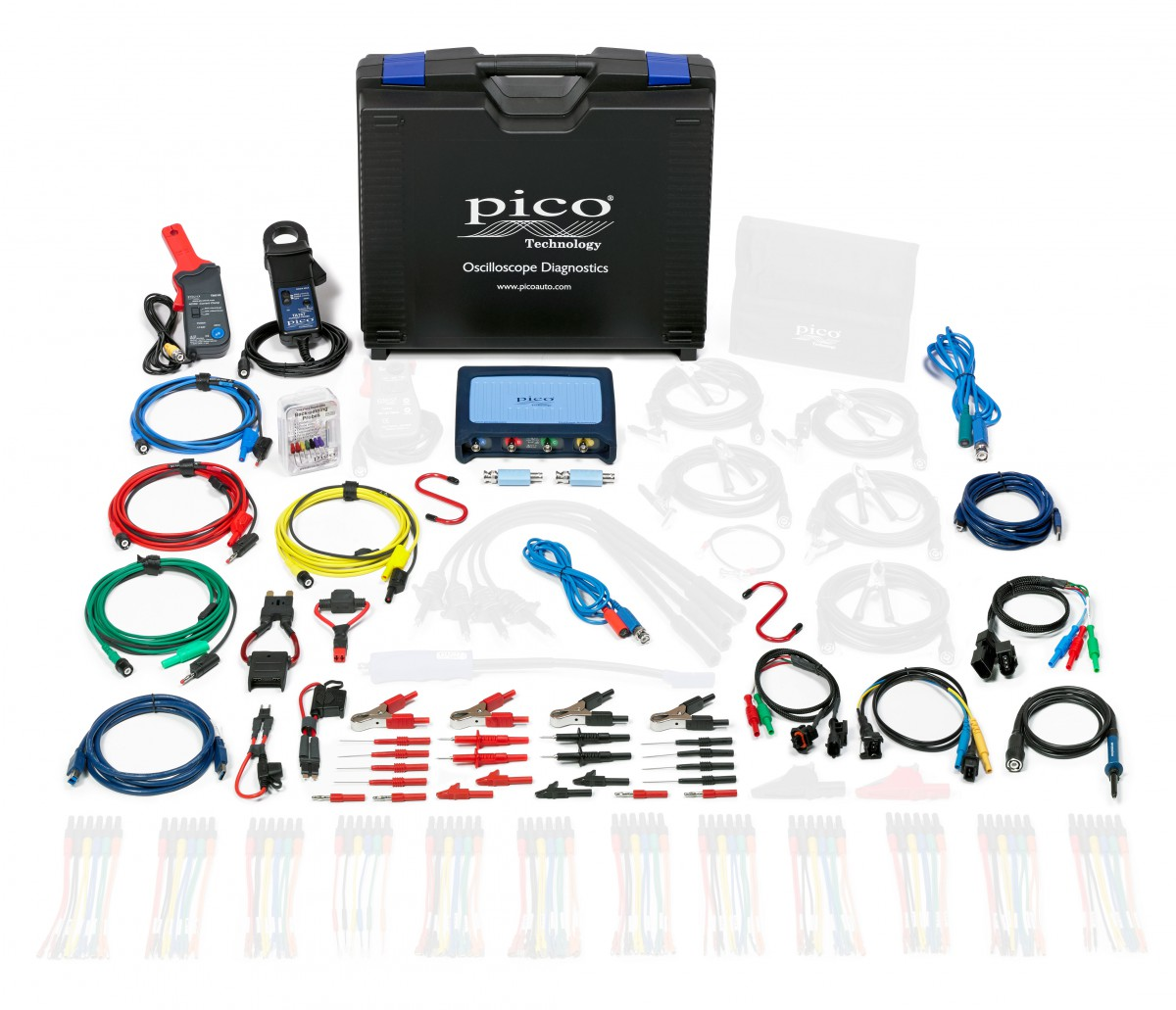 4-Channel 4425 PicoScope Diesel Kit