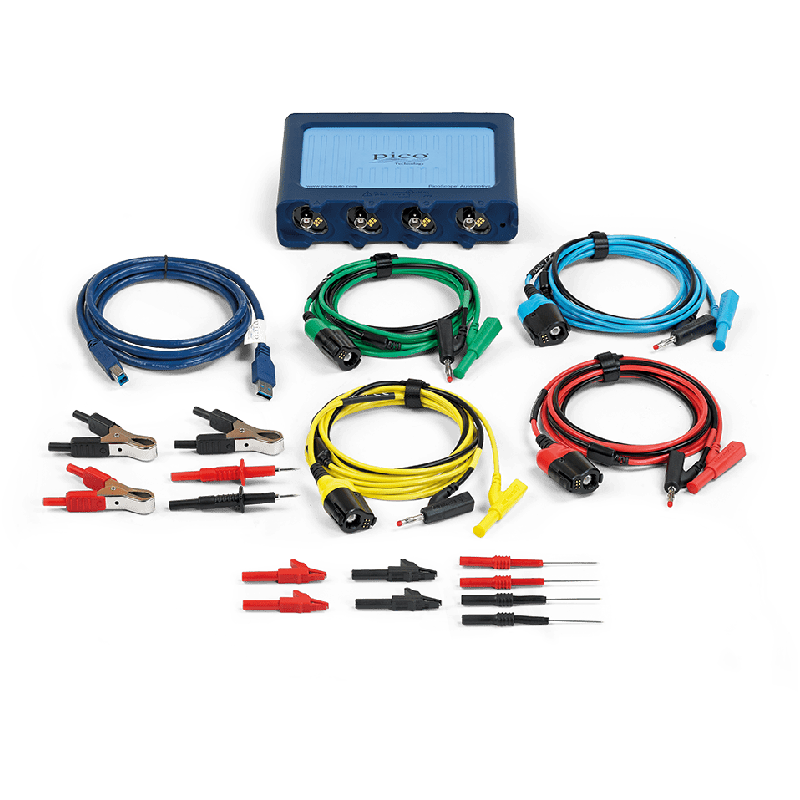 PICO-PQ176 PicoScope 4425A 4-Channel Starter Kit