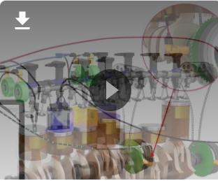 Camshaft Crankshaft Synchronisation Video